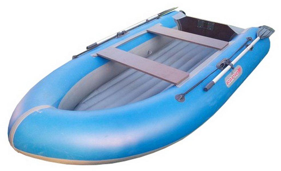 купить лодку снадувным дном